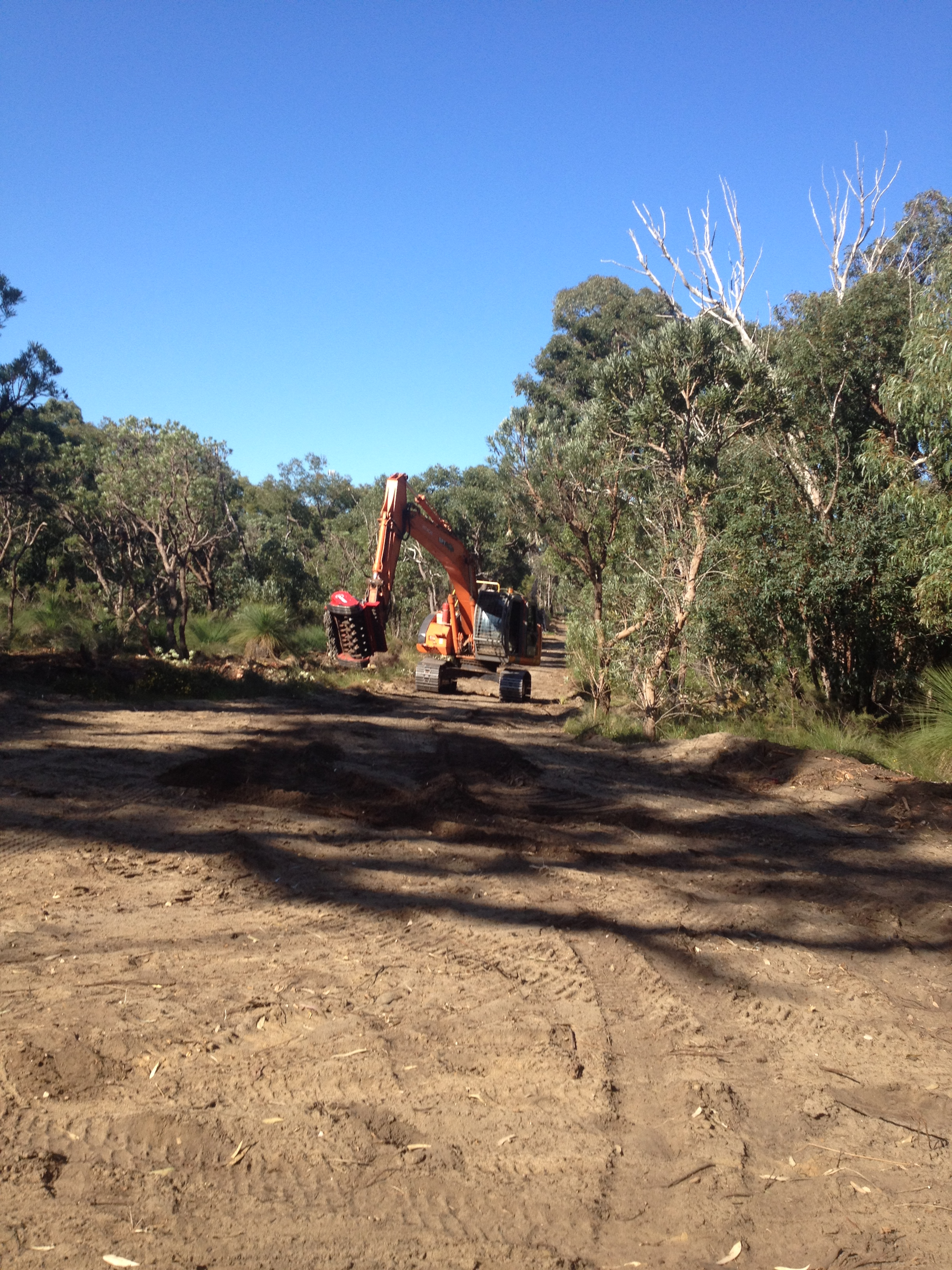 WA TreeWorks fire-management services