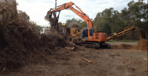 Block clearing Service